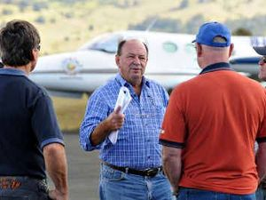 Gympie spared from any federal cuts to regional airports