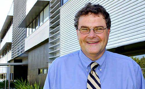 Professor Mike Hefferan.