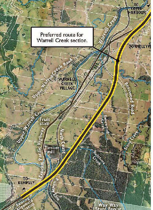 An RTA spokesperson says it tries to negotiate a price with landholders that reflects the market value.