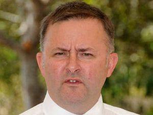 Albanese attacks Abbott's infrastructure funding plans
