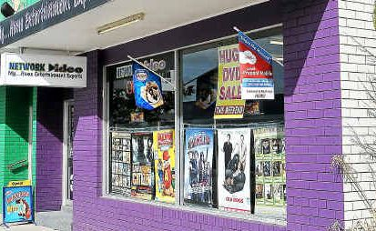 Hold-up: Police are appealing to the public to help catch the perpetrators of an armed robbery at Coffs Harbour's Network Video.