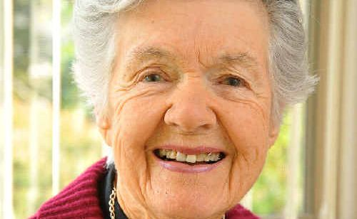 Long service: Phyllis Pearson OAM has been recognised for her contribution to the arts, music and the community of Nambucca Heads.