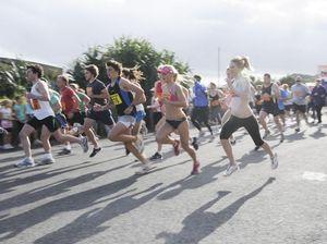 Fun run and walk for women's refuge