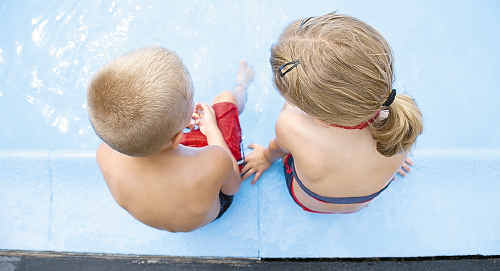 The safety of children is at the heart of strict new swimming pool laws to be introduced by the Queensland Government.