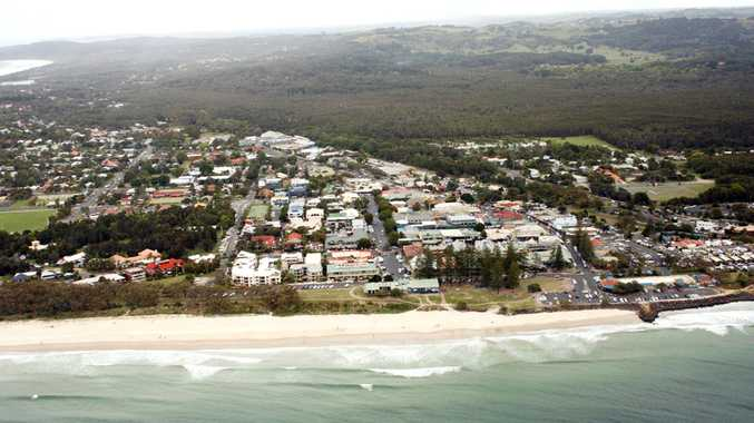 Byron Bay ... still a take great place to live and invest despite it being included in a 2010 'no-go zone' list.