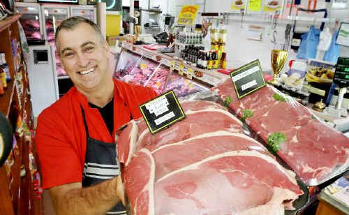 Mark Nolan has noticed an improvement in the amount of quality meat available.