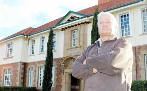Queensland Teachers' Union Warwick branch secretary Bob Baldwin believes a long-term plan is needed for the Warwick State High School to cope with increased enrolments.