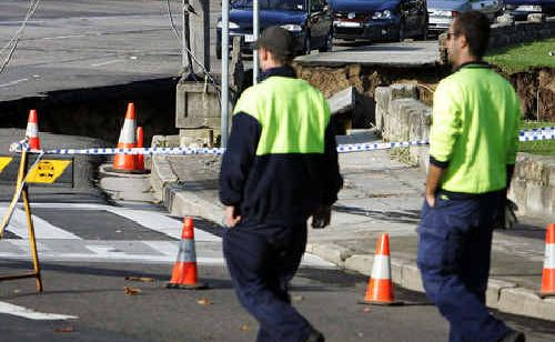 Accidents have caused Tweed Shire Council major pain.