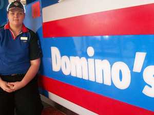 Menu change outrages Domino's customers