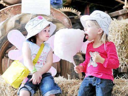 Children always love the Show