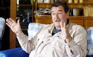 Crusader: Former farmer Peter Spencer