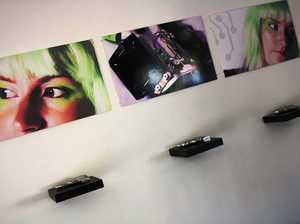 Exhibition surveys talent
