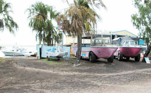 The mooring facilities at the old 1770 Marina are to undergo an extension and a major revamp of the complex in the near future.