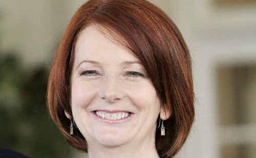 Julia Gillard has started a new trend.