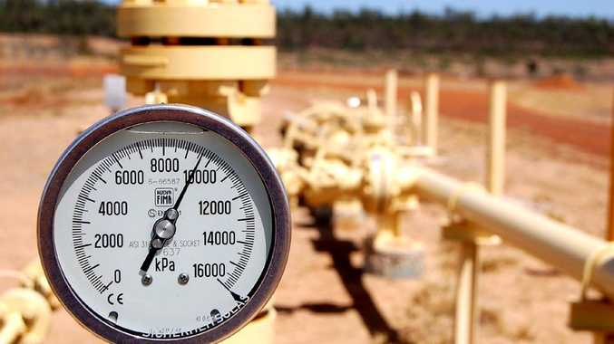 QGC has awarded a $45 million contract associated with its coal seam gas and LNG projects.