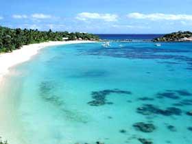 A resort staff member has been confirmed drowned.