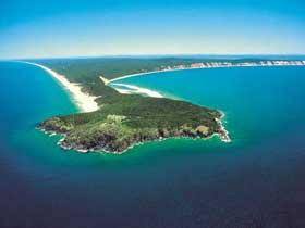 Rainbow Beach, Double Island Point
