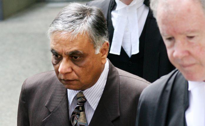 Former Bundaberg surgeon Jayant Patel