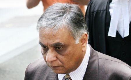 Dr Jayant Patel.