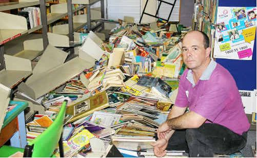 Vandals caused a large amount of damage during a destructive rampage at Gympie South State School.