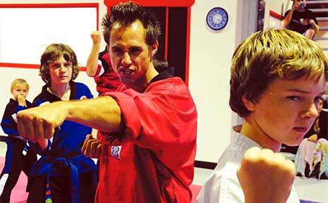 Diamond Martial Arts is running a free 'stranger danger' workshop for kids.