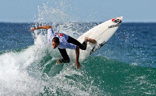 Corey Ziems is Queensland surfing champion for 2010.
