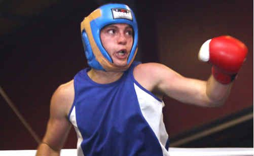 PCYC boxer Sam Nicol had a win by knockout in Caloundra. He landed the blow 45 seconds into the second round.