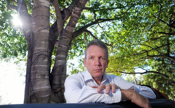 Opposition Health spokesman Mark McArdle