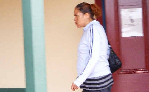 Anne Davis, of Ballina, pleaded guilty in Ballina Local Court of assaulting police officers.