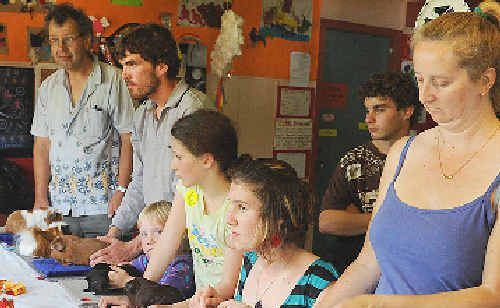 The Nimbin Show, seen here in 2008, will go ahead this year but volunteers are needed to keep it running.
