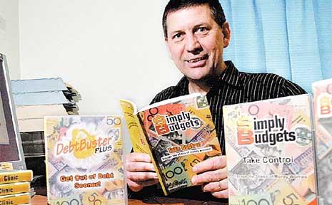 Simple Wealth Steps creator David Wright.