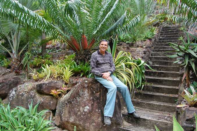 PETER Heibloem's Cycad Gardens of Eudlo will be opened to the public through the Australian Open Garden Scheme on Saturday 14 and Sunday 15 August, 2010.