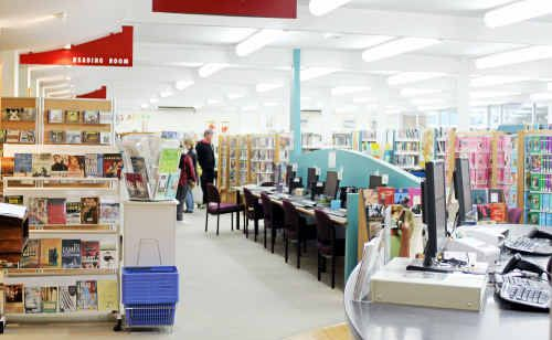 The Southern Downs region's libraries will receive $2 million in the 2010/11 Southern Downs Regional Council budget handed down this week.