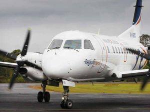 Mayor confident Sydney flights secure out of Lismore