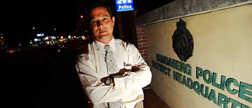 Bundaberg Branch Secretary of the Queensland Police Union David Batt wants a fair deal for local police.