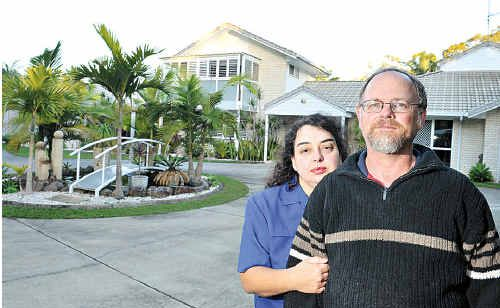Don and Anne Stanfield are dumbfounded that they cannot let their house as a holiday rental without a permit.