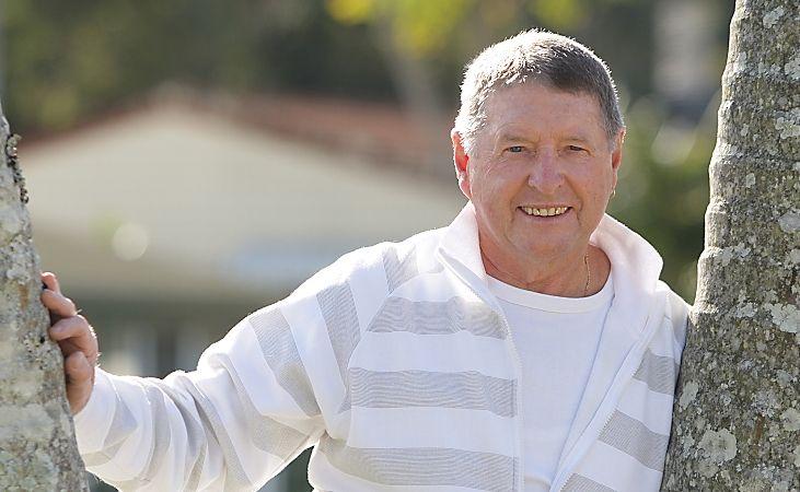Prostate cancer survivor John Cummins says men need to get their prostate checked.