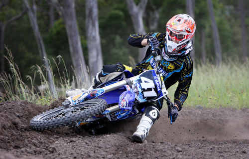 Motocross star Ford Dale has a chance to make up some ground in this weekend's Rockstar MX Nationals Series round.