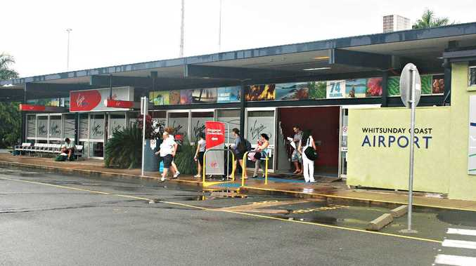 The Whitsunday Coast Airport terminal and car park will be upgraded.