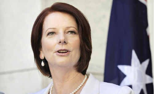 The amendment, moved by Prime Minister Julia Gillard, was carried by 208 votes to 184.
