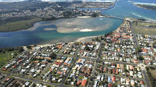 Ballina, which experienced a population growth of seven per cent a year between 1996 and 2001, is one of around 46 regional councils Australia-wide that could receive funding under a $200 million affordable housing assistance plan promised by the Gillard Government if it is re-elected next month.