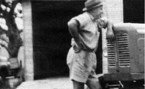 Rex Arthur Smith, circa. 1940s.
