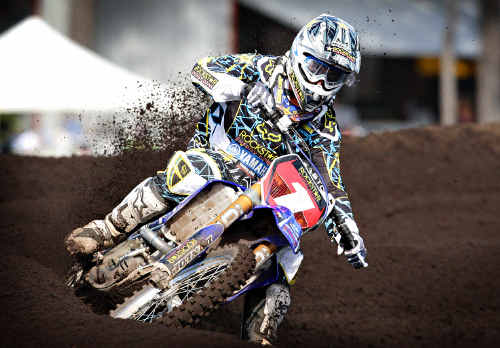 Super strike rate: At Coolum this weekend, Jay Marmont will be shooting for his third successive pro open title at the MX Nationals.