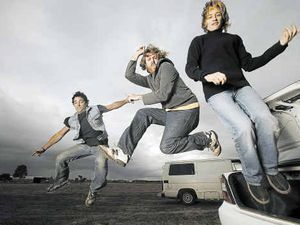 Spiderbait to rock the Muster