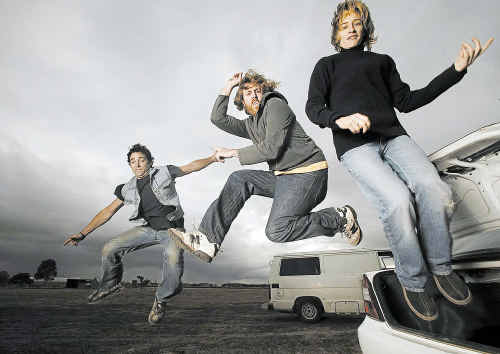 Proving it takes all kinds of music to make up the Music Muster, the boys from Spiderbait are heading for Main Stage this year.