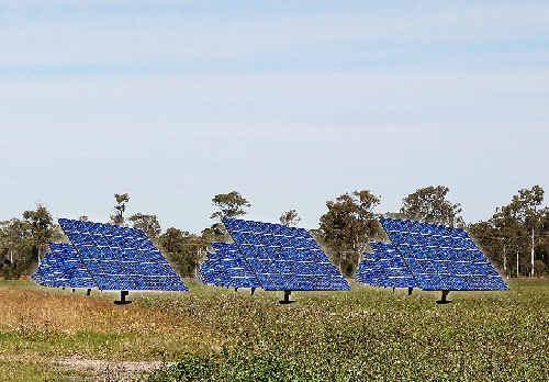 Solar company Ingenero has been awarded the contract to build the 396 kilowatt solar farm on Hebblewhite Rd, Hervey Bay.