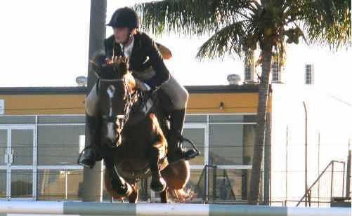 Nelson Smyth is on standby to represent Australia at the International Jumping Competition for Young Riders in Bangkok this month.