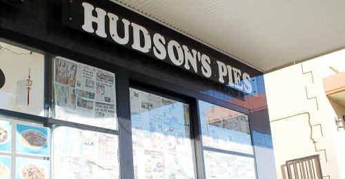 End of an era, Hudson's Pies closes.