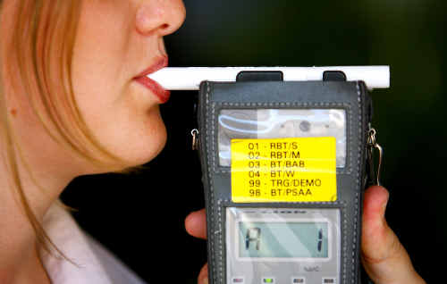 Drink drivers are on the roads this Easter break.