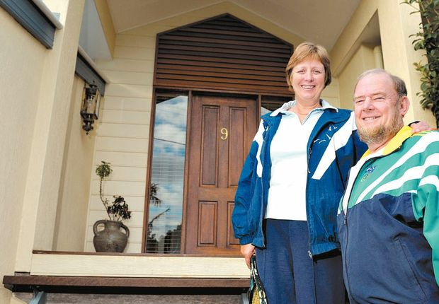 AGEING ACTIVELY: Caroline and Gary Bates, of Buderim, are involved in an active seniors program.